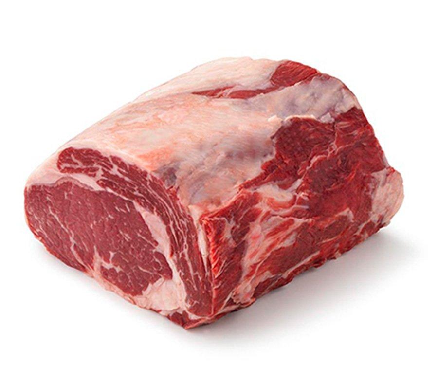 Sterling Silver Beef Rib Roast