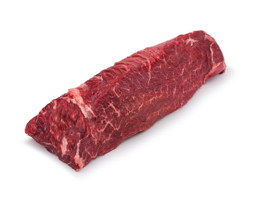 Sterling Silver Hanger Steak