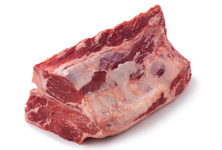 Sterling Silver Short Loin Beef Cut