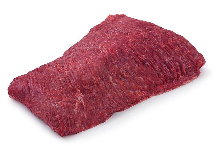 Sterling Silver Sirloin Flap Beef Cut