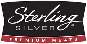 Sterling Silver Premium Meats logo