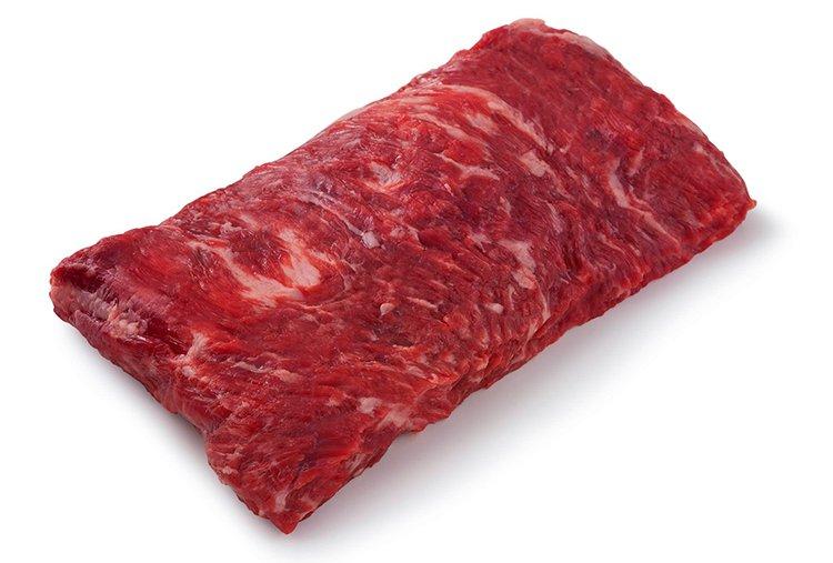 Raw Inside Skirt Steak