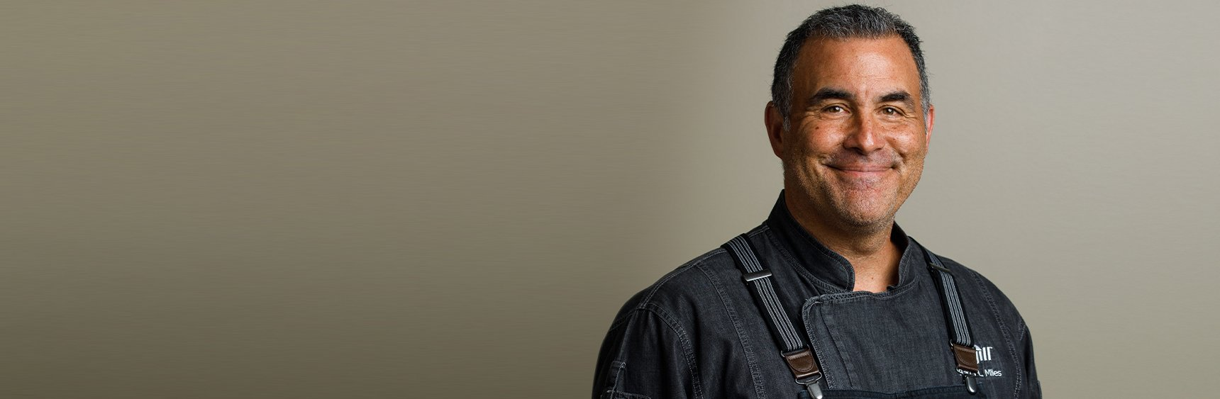 Chef Barry Miles